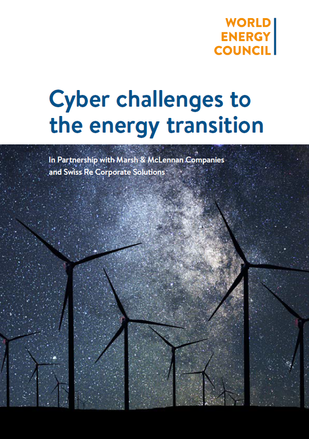 Cyber challenges to the energy transition | World Energy Council