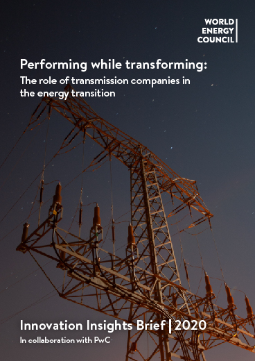 Innovation Insights Brief: The Role of Transmission Companies in the Energy Transition