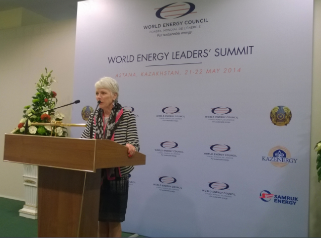 The World Energy Leaders' Summit Astana