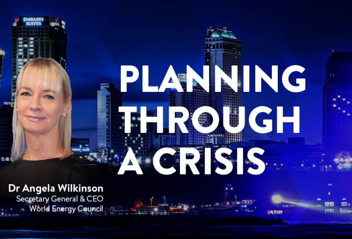 CEO View: Planning Through a Crisis - News & Views