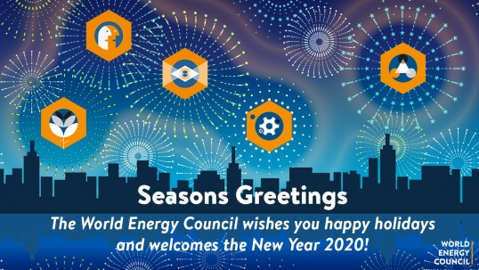 Secretary General's year-end message
