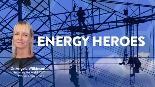 CEO View: Energy Heroes