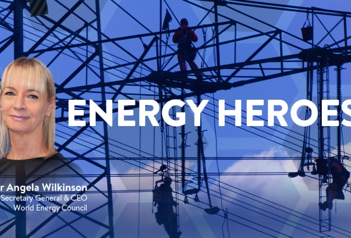 CEO View: Energy Heroes - News & Views