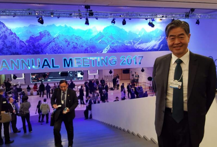 Insights from Davos from David Kim, Chair of the World Energy Council - News & Views