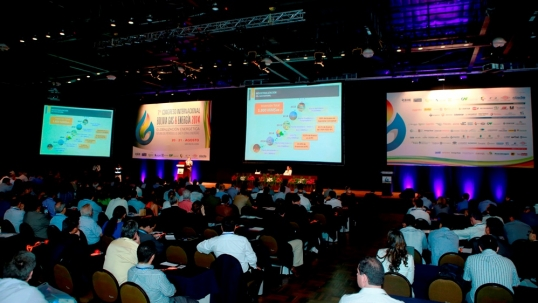 Bolivian congress analyses a globalising energy world