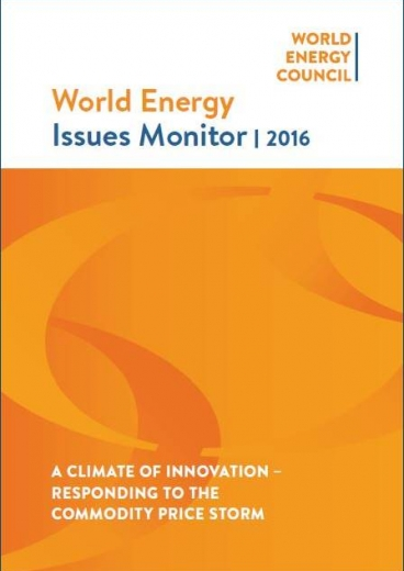 2016 World Energy Issues Monitor