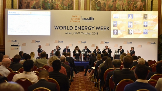 Energy Leaders, innovators and CEOs drive dialogue at World Energy Week