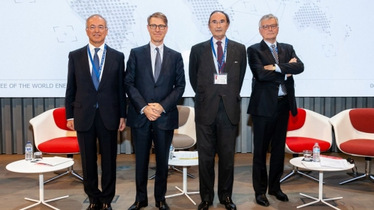 Annual event of World Energy Council Spain