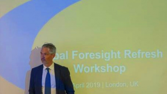 Global Foresight Refresh Forum in partnership with Accenture Strategy