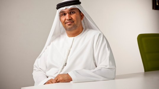 Interview: Dr Sultan Ahmed Al Jaber, Masdar's chief executive