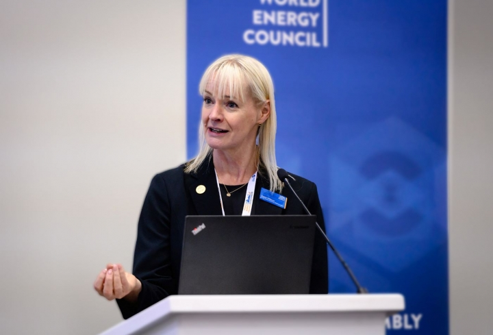 Dr Angela Wilkinson Addresses World Energy Week 2020 on Next World Energy Congress Theme - News & Views