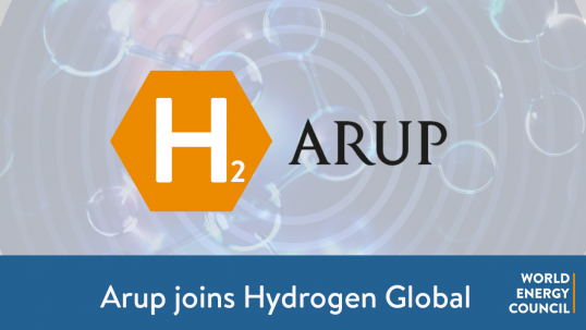 ARUP joins Hydrogen Global charter