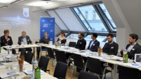 Austrian young professionals and Climate & Energy Fund cooperate to boost innovative technologies