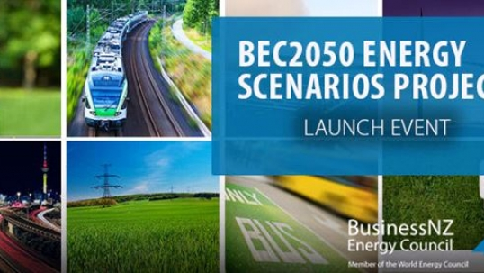 New report on New Zealand's energy future to 2050 highlights future choices