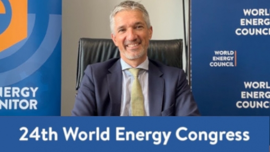 24th World Energy Congress preview by Dr Christoph Frei