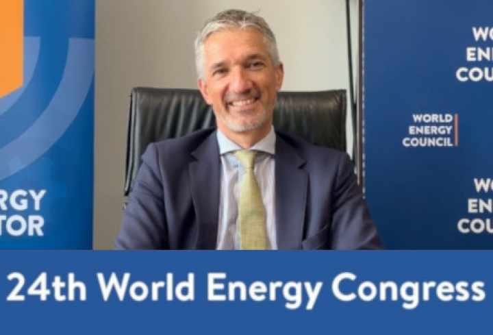 24th World Energy Congress preview by Dr Christoph Frei - News & Views