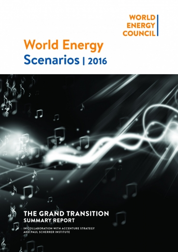 World Energy Scenarios 2016 - The Grand Transition