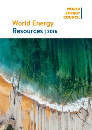 World Energy Resources  2016