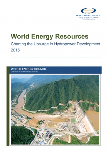 Charting the Upsurge in Hydropower Development 2015