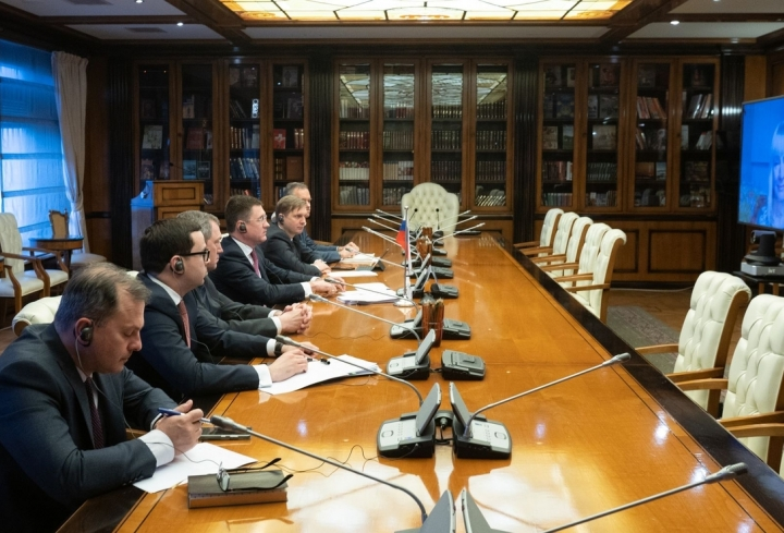 Deputy Prime Minister Novak and Secretary General Wilkinson discuss preparations for World Energy Congress in St Petersburg - News & Views