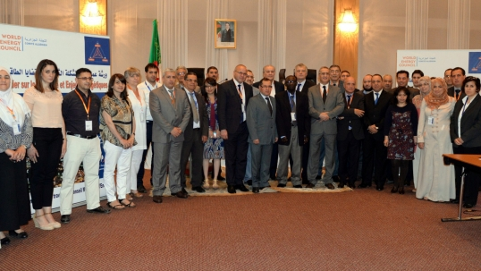 Algerian member committee successfully completes their first Issues Monitor deep dive