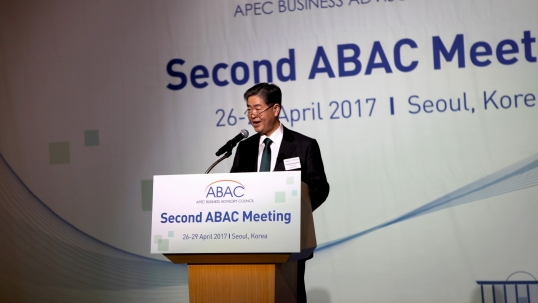 World Energy Council Chair addresses APEC Business Advisory Board