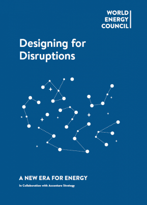 Designing for Disruptions: The New Era for Energy