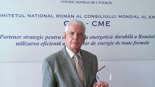 Dr Gheorghe Balan reflects on his time as General Executive of the Council's Romanian member committee