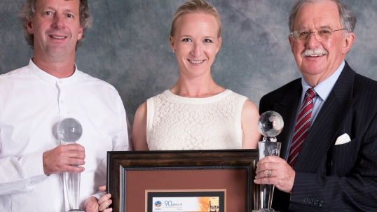 2014 South African energy winners announced