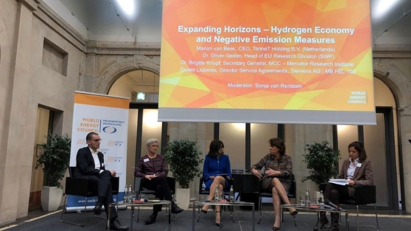 hydrogen panel discussion