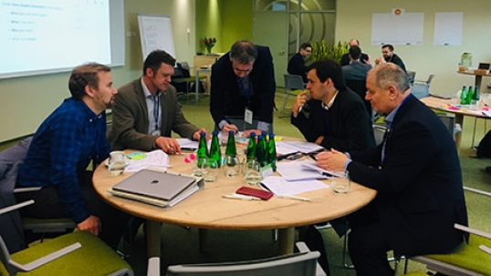 European Energy Scenarios workshop hosted by Eesti Energia