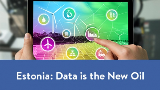 Estonia: Data is the New Oil