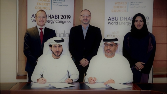 Etihad Aviation Group to support World Energy Congress
