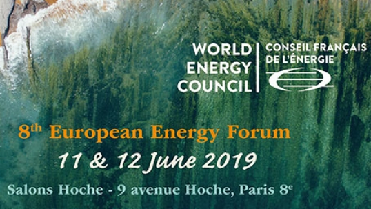 Save the date: 8th European Energy Forum in Paris