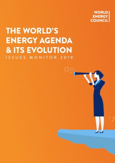 Issues Monitor | 2019: The World's Energy Agenda & Its Evolution
