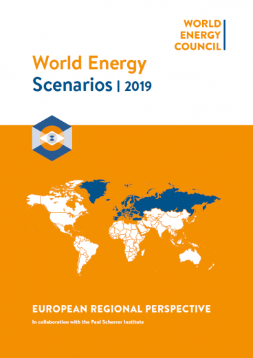 World Energy Scenarios | 2019: European Regional Perspectives