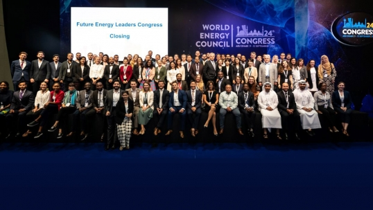 Future Energy Leaders Vision from Congress 24