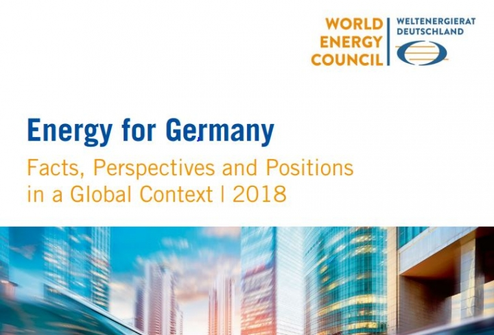 Energy for Germany – facts, perspectives and positions in a global context - News & Views