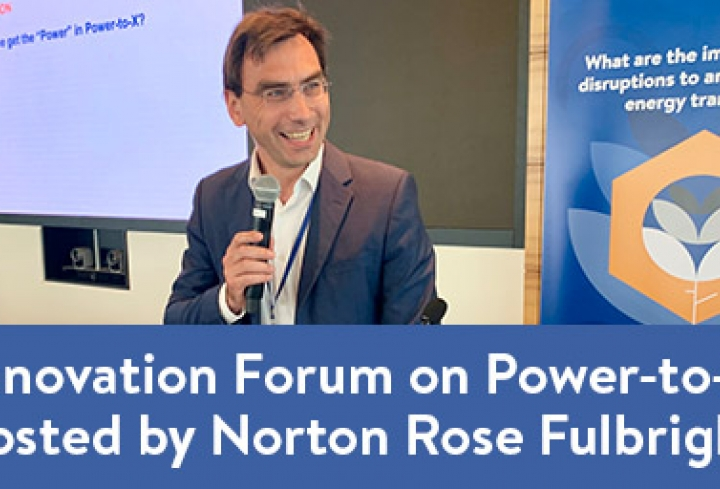 Power-To-X Innovation Forum - News & Views