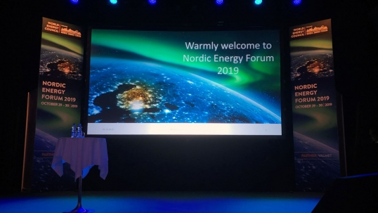 Nordic Energy Forum 2019: Innovation and Consumer Engagement