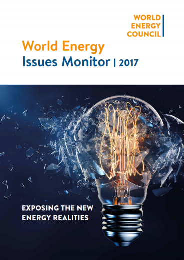 World Energy Issues Monitor | 2017: Exposing the new energy realities