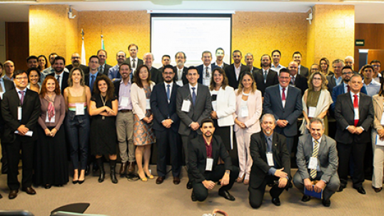 The World Energy Council's Global Scenarios presented at IRENA's workshop in Brazil