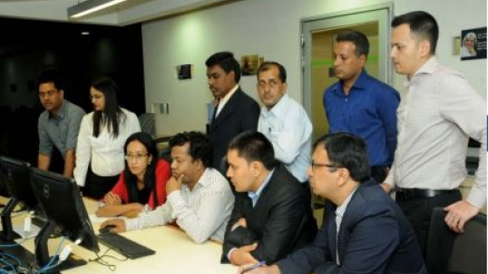 Training for South Asia Regional Initiative for Energy Integration
