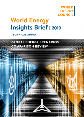 World Energy Insights Brief - Global Energy Scenarios Comparison Review