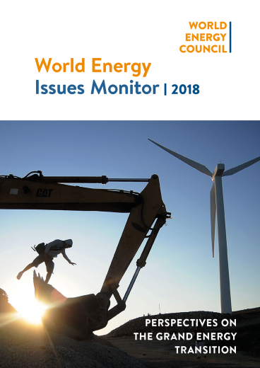 World Energy Issues Monitor 2018 | Perspectives on the Grand Energy Transition