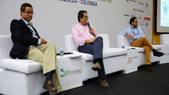 Diversifying and complementing Colombia's energy basket