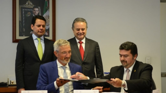 World Energy Council and Mexican government sign MOU to build talent in energy systems