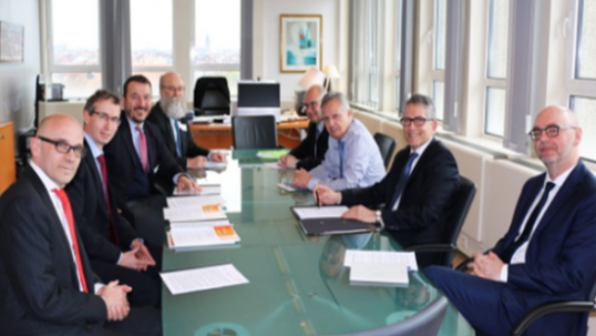 Market Design Task Force present memorandum to European Commission