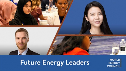 Meet the Council's new Future Energy Leaders