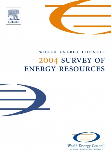 World Energy Resources 2004